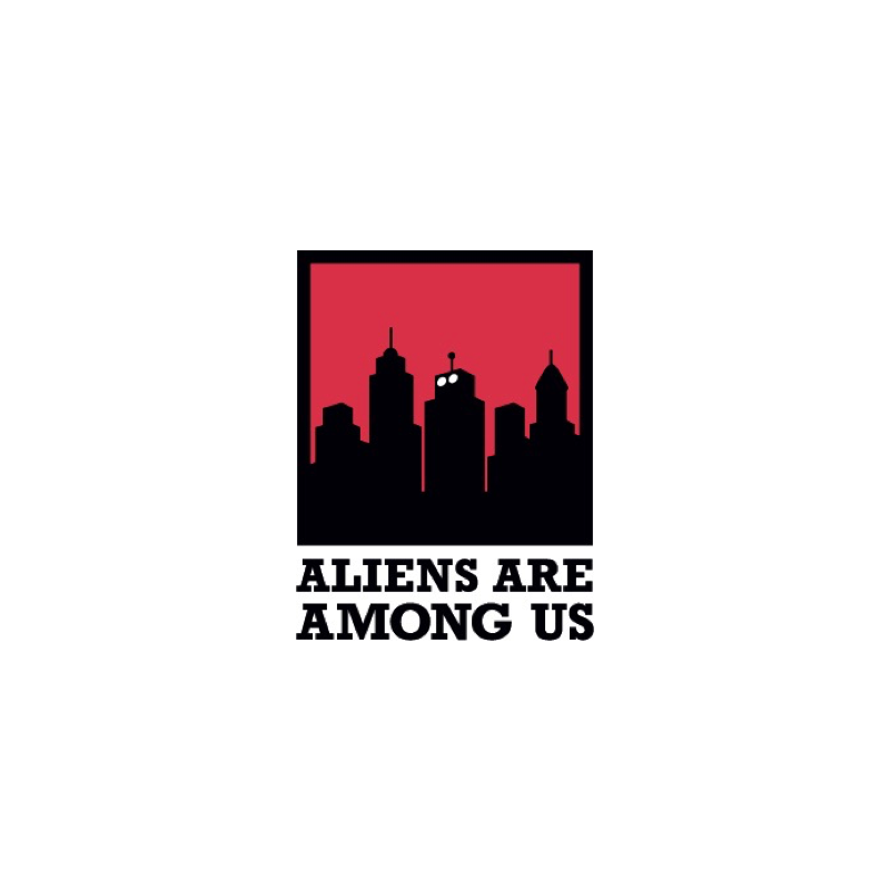 Aliens Are Among Us